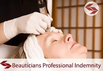 beauticians professional indemnity insurance