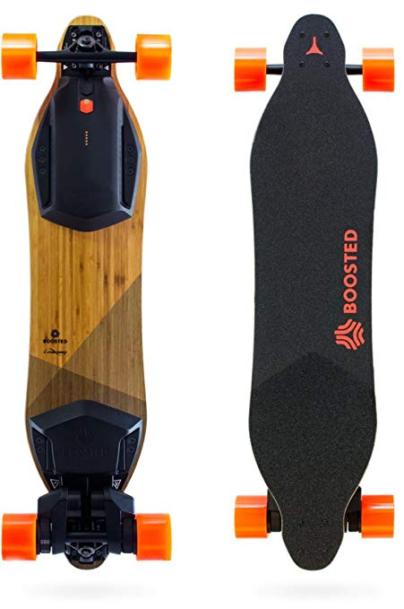 Boosted 2nd Gen Dual+ Extended Range Electric Skateboard Black Friday Deal