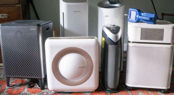 Air Purifier Black Friday Deals