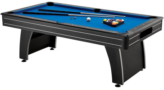 Carmelli NG2520PB Hustler 8' Pool Table Black Friday deal