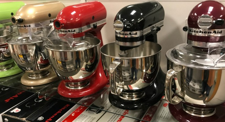 Kitchenaid Artisan Mixer Black Friday Deal 2019