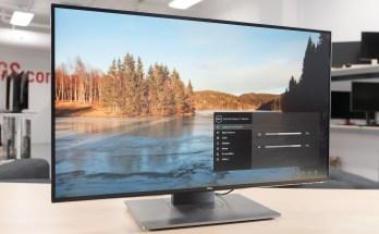 Dell U2718Q Black Friday deal 2019