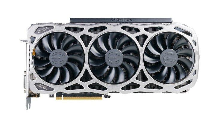 EVGA GeForce GTX 1080 Ti GPU Black Friday Deal 2019