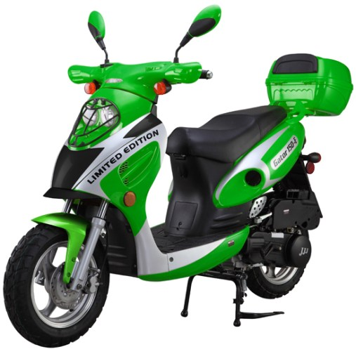 Force 150cc ScooterBlack Friday Deal 2019