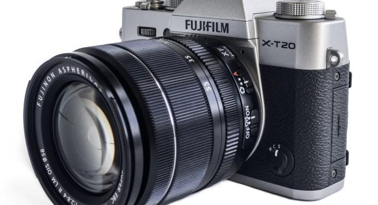 Fujifilm X-T20 Black Friday Deals