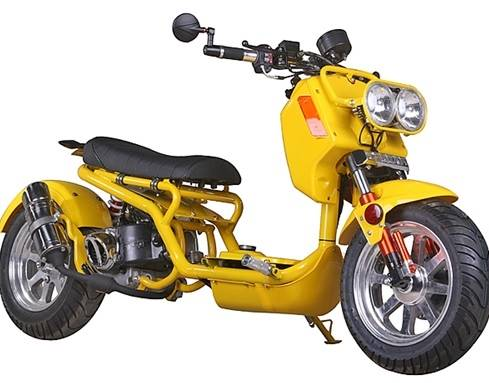 Gen IV Maddog 49cc ScooterBlack Friday Deal 2019