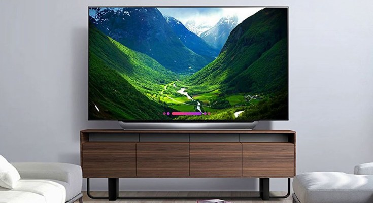 LG OLED65C8 Black Friday Deal 2019