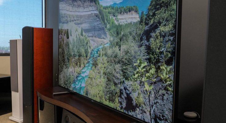 Samsung QN65Q9F TV Black Friday Deal 2019