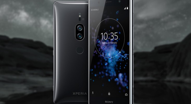 Sony Xperia XZ2 Premium Black Friday Deal