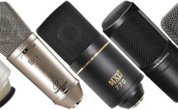 Condenser Microphone Black Friday Deals 2019