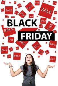 Black Friday er en dag det er mulig å gjøre store kupp!