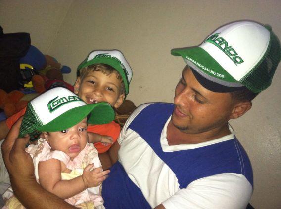 Mi familia Dominicana.