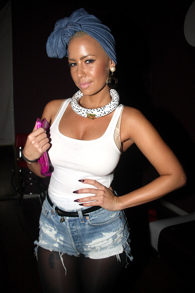 Amber Rose Ethnicity of Celebs What Nationality
