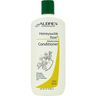 Aubrey Organics Honeysuckle Rose Conditioner Whole Foods