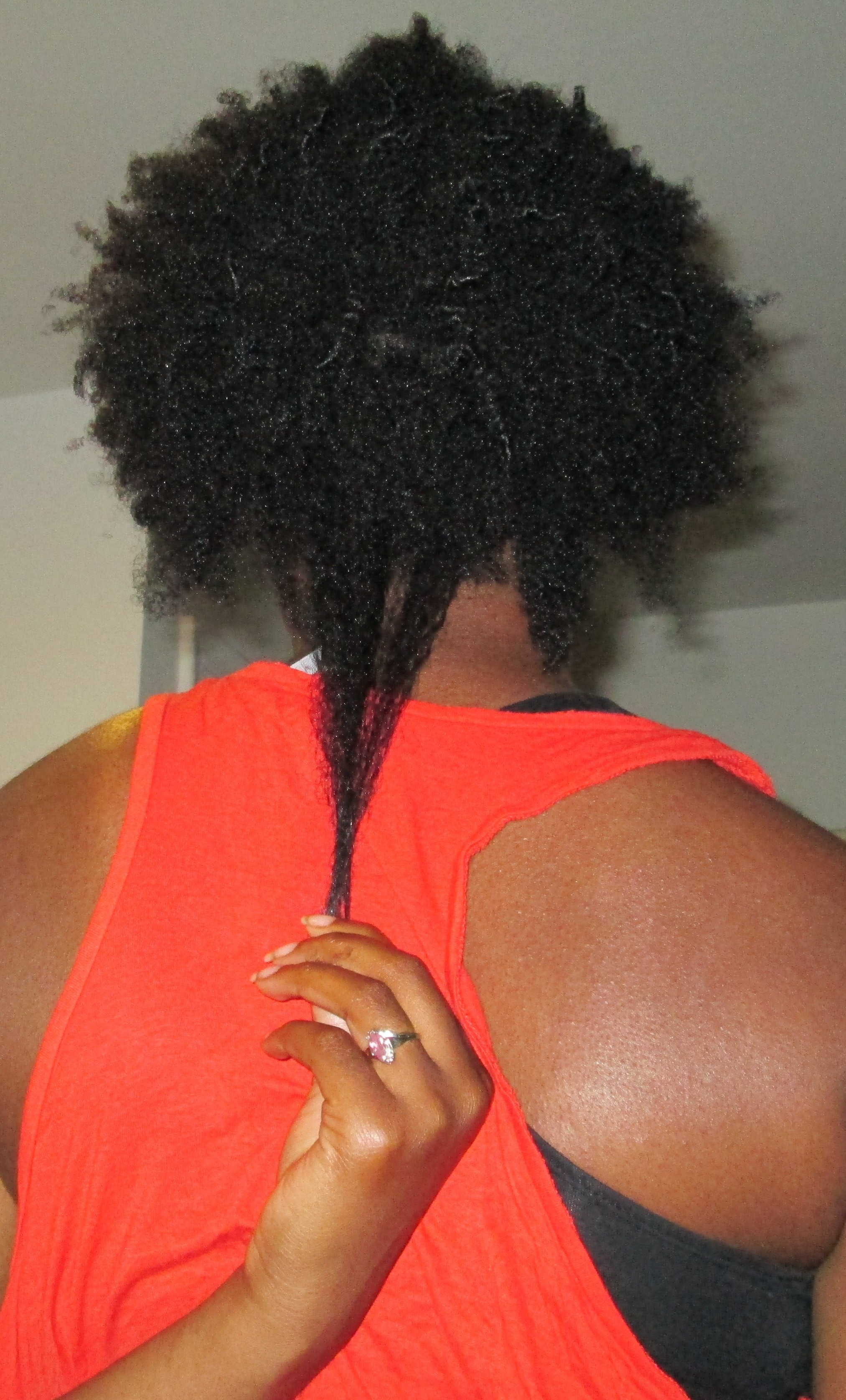 Hair Challenges Protective Styling On Fine Thin Natural