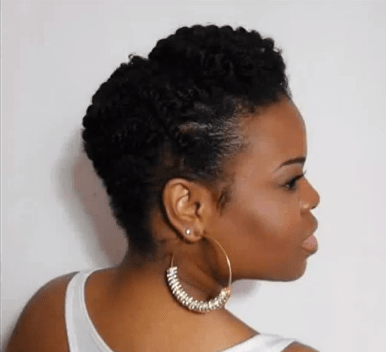 styles for two strand twist hair 5 and easy ways to style two strand twists black 9363