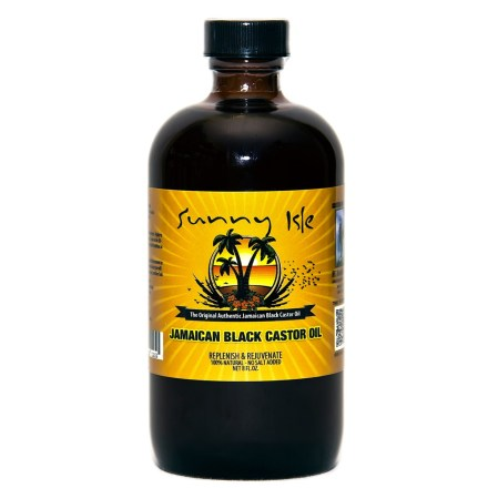 Sunny Isle Jamaican Black Castor Oil Fit 620 The Natural Haven Clear