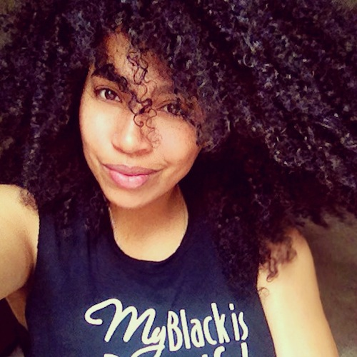 Philece // 3C Natural Hair Style Icon