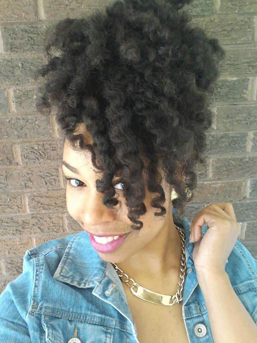 tiffany 3c 4a natural hair style