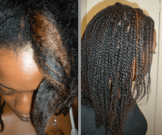 How To Stretch Wet Sets Natural Hair