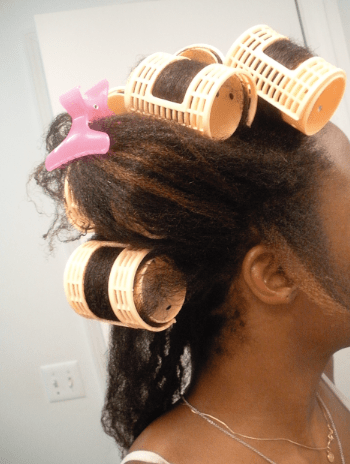 how to use long rollers