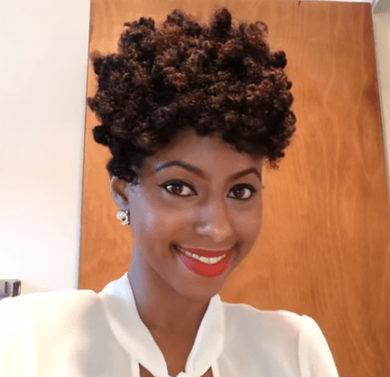 Natural Hairstyles For Medium Length Hair : 7 fabulous hairstyles for short natural hair black girl with