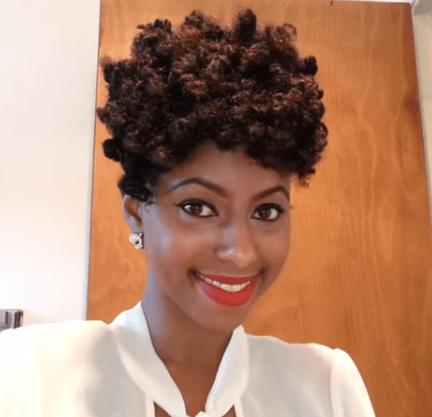 Super 7 Fabulous Hairstyles For Short Natural Hair Black Girl With Short Hairstyles Gunalazisus