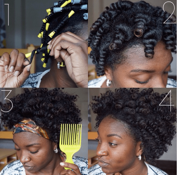 10 Of The Most Stunning Natural Hair Pictorials BGLH