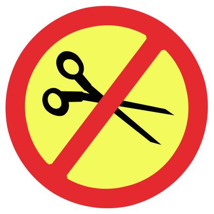 no-scissors
