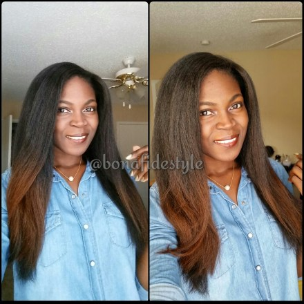 5 Tips That Kept My Flat Ironed Type 4 Natural Hair