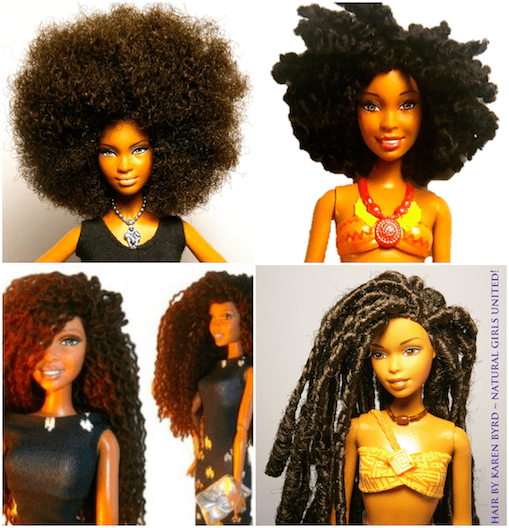 4 Places To Find Black Dolls With Natural Hair Black