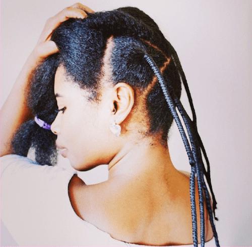 Au Curls Naturelle - Curlyfarah