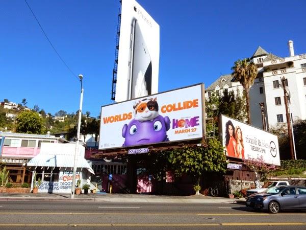 Home billboard