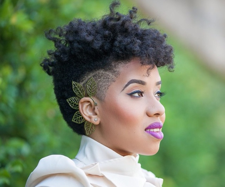 25 Tapered Fro Inspirations For Naturals Of Every Length