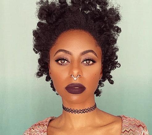 Tremendous 4C Love 20 Stunning Photos Of 4C Natural Hair Black Girl With Short Hairstyles For Black Women Fulllsitofus