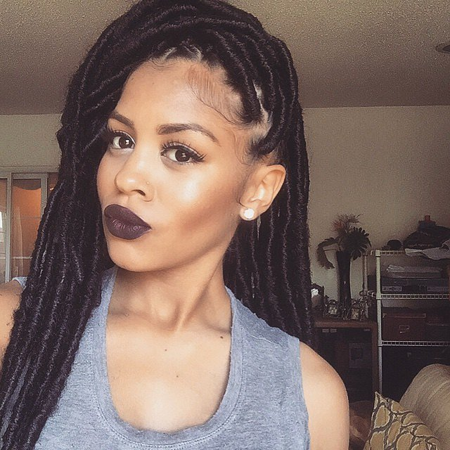 Inspiration 20 extension styles to try this summer black girl faux dreadlocks pmusecretfo Gallery