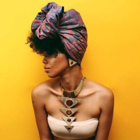 30 headwraps for the long short and loc ed part 1 black