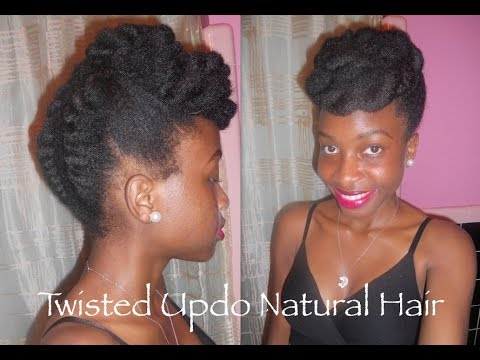 Cool 6 Of The Best Styles For Long Or Short 4B 4C Natural Hair 2015 Short Hairstyles For Black Women Fulllsitofus