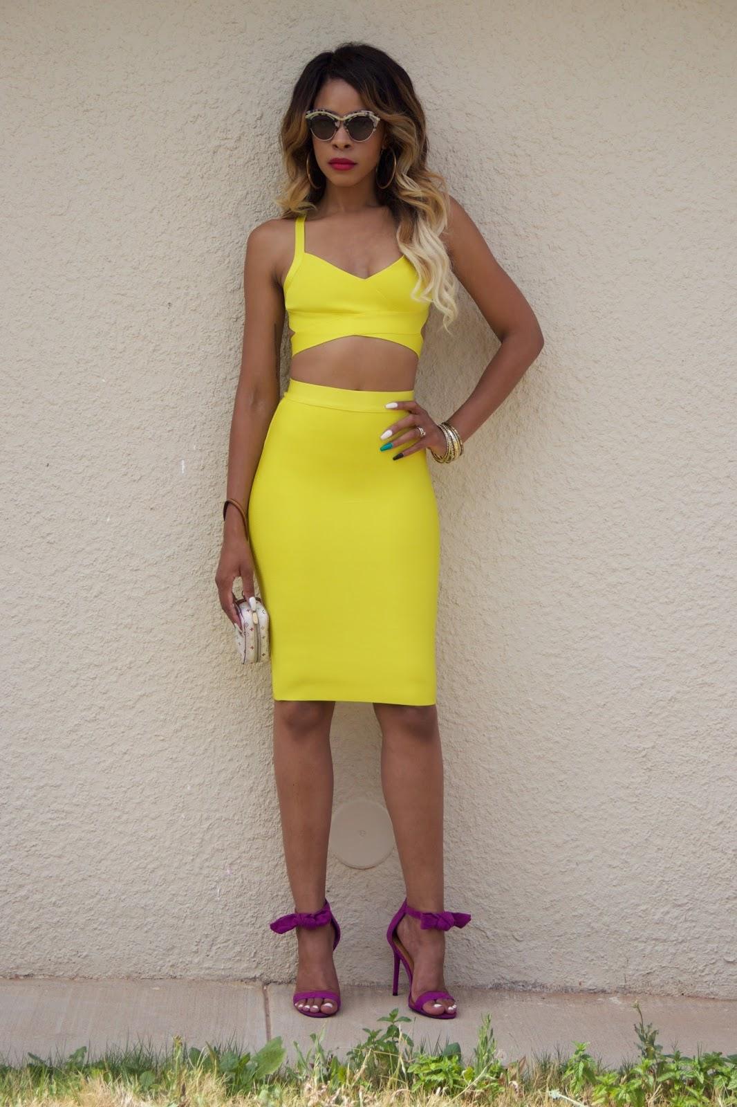 Black Girl Hairstyles For Teens: For Skinny Black Girls: 15 Slender Style Bloggers Who Kill