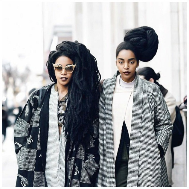 424 best Style Stars: Quann Sisters images on Pinterest