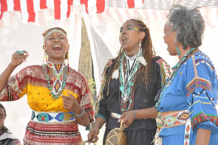 Delaware Lenape Indians