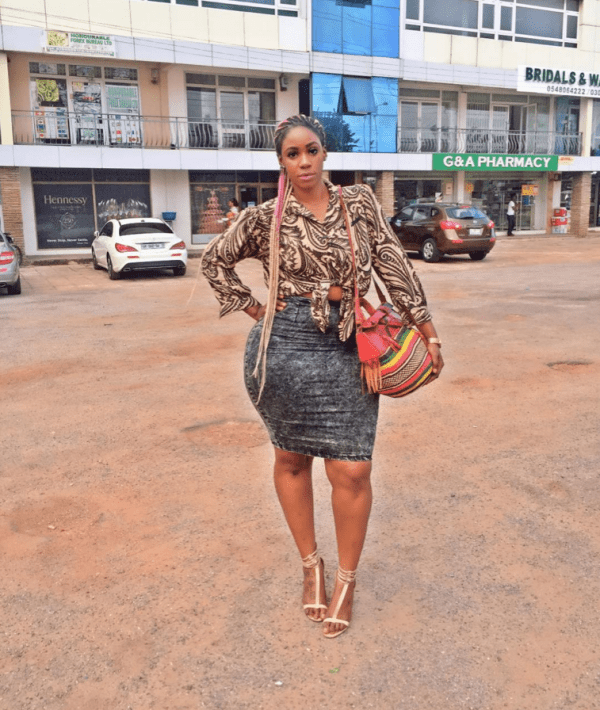 20 Photos of Ghanaian Socialites Who Are Flaunting Their