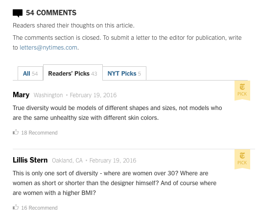NYT Comments 1