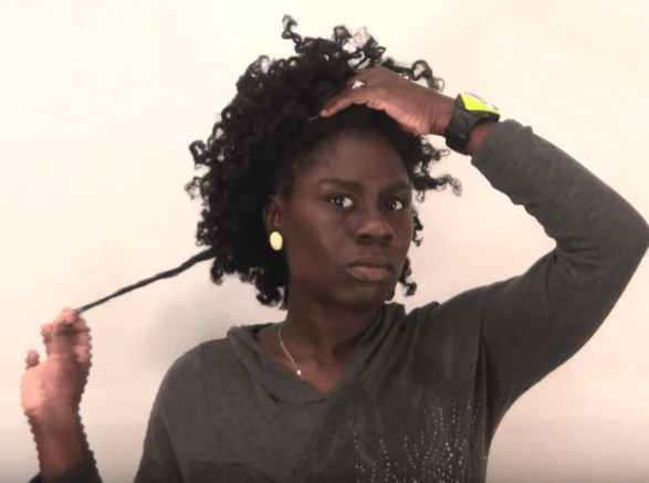 Astounding Natural Hair Styles Black Girl With Long Hair Hairstyle Inspiration Daily Dogsangcom
