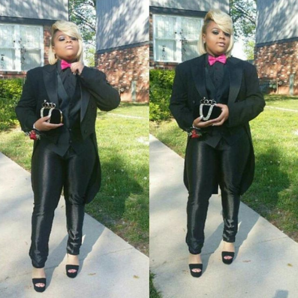 7 Black Girls Who Wore Suits to Prom and SLAYED | Black Girl with ...