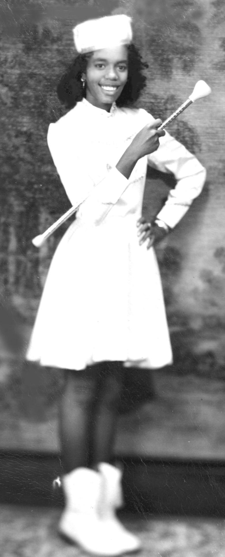 Vera Mulkey, 1952 Anderson High School Austin, Texas Source