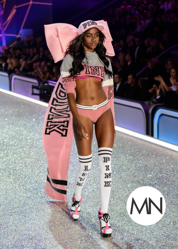 2016 Victoria's Secret Fashion Show at the Grand Palais Featuring: Zuri Tibby Where: Paris, France When: 30 Nov 2016 Credit: C.Smith/WENN.com