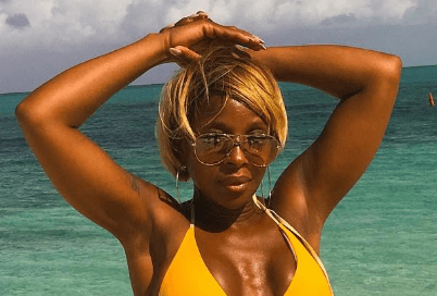 Mary J. Blige Posts Age-Defying Bikini Pic for Her 46th Birthday