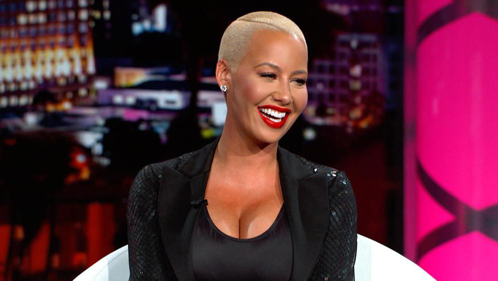 Amber Rose's Feminist Credentials Questioned After She Clowns Fan Who Was Molested as a Child