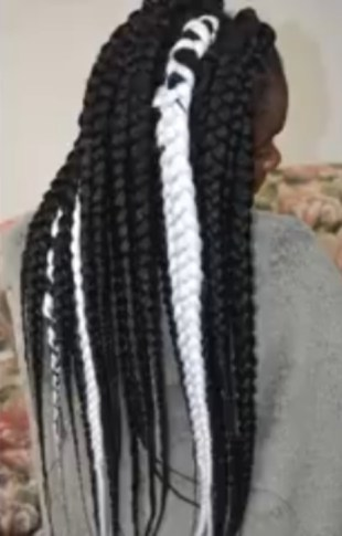 Triangle Box Braids Are A Trend You Need To Try Black